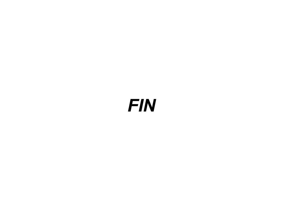 FIN [Unité I – Physiopathologie du potassium] 31